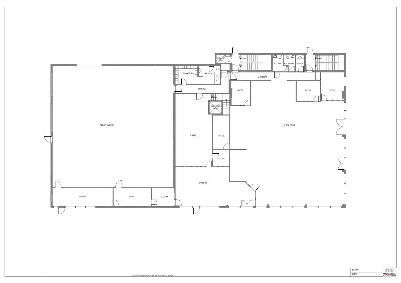 Professional Floor Plans Inc Website Gallery